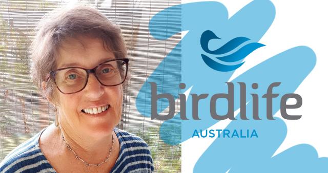 BirdLife Australia Distinguished Service Award
